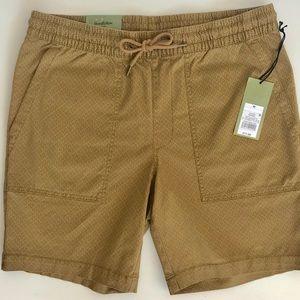 Goodfellow Drawstring Men's Shorts Slim Fit